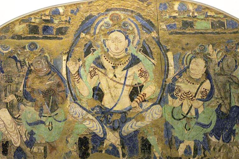 Maitreya Attendants