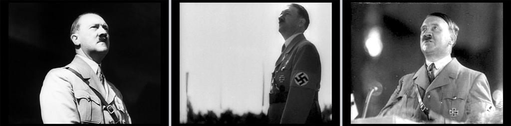Hitler triptych