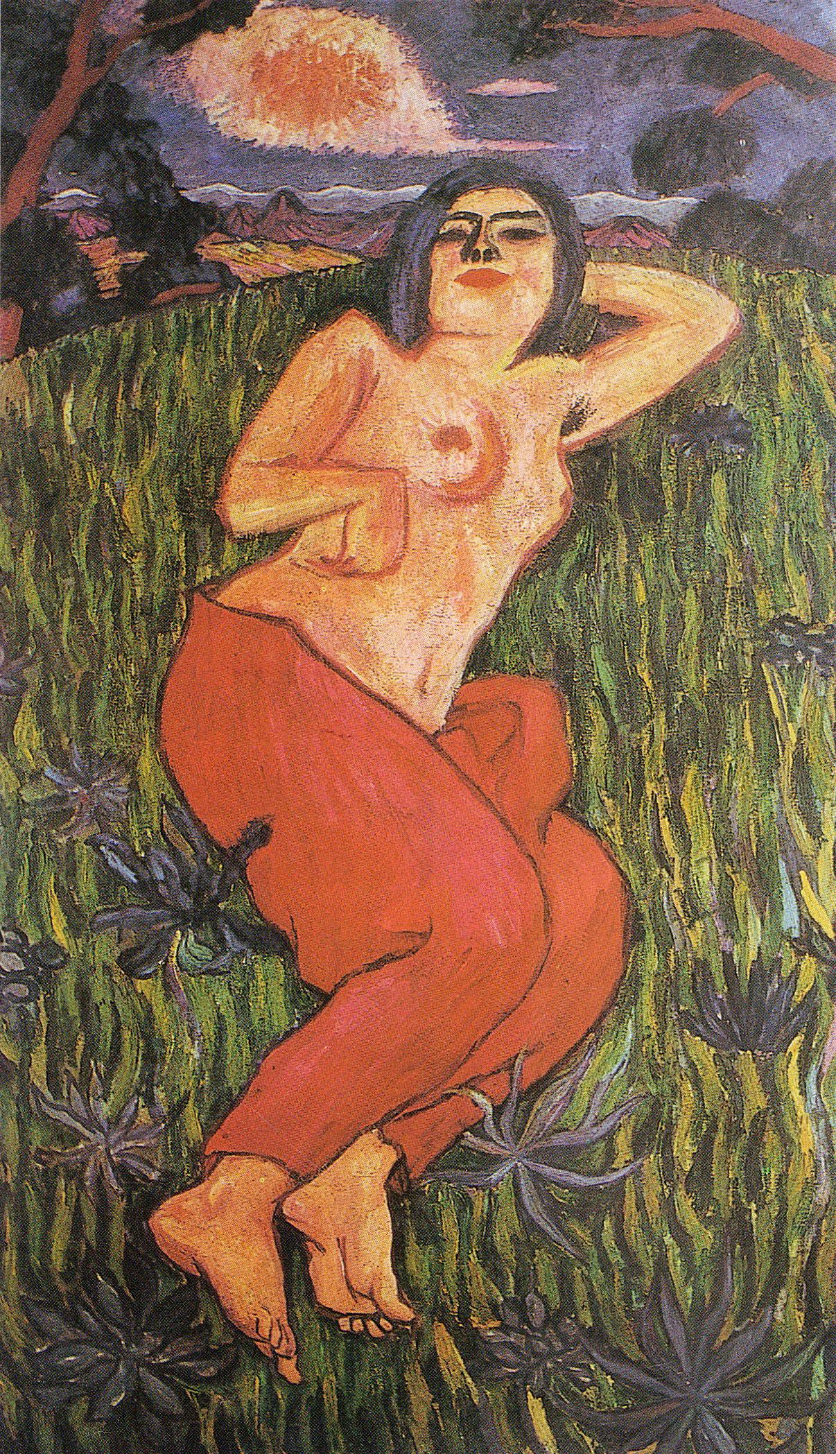 Tetsugoro Naked Beauty