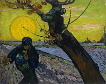 van Gogh The Sower