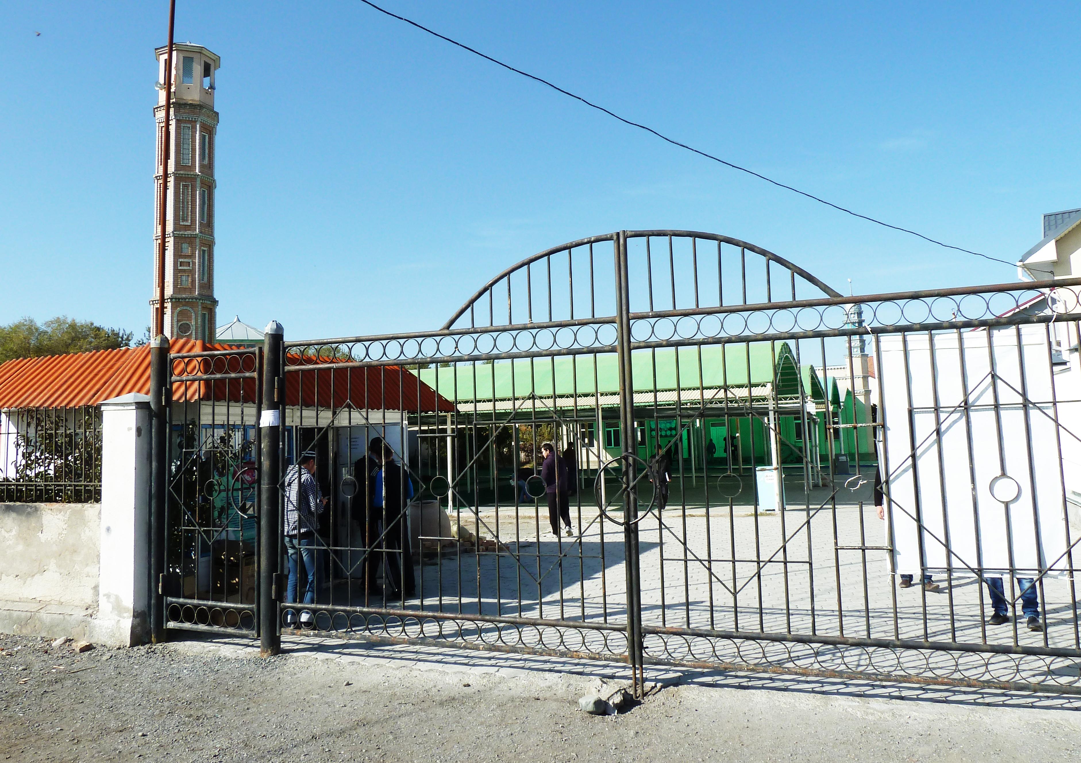 Mosque in Bishkek
