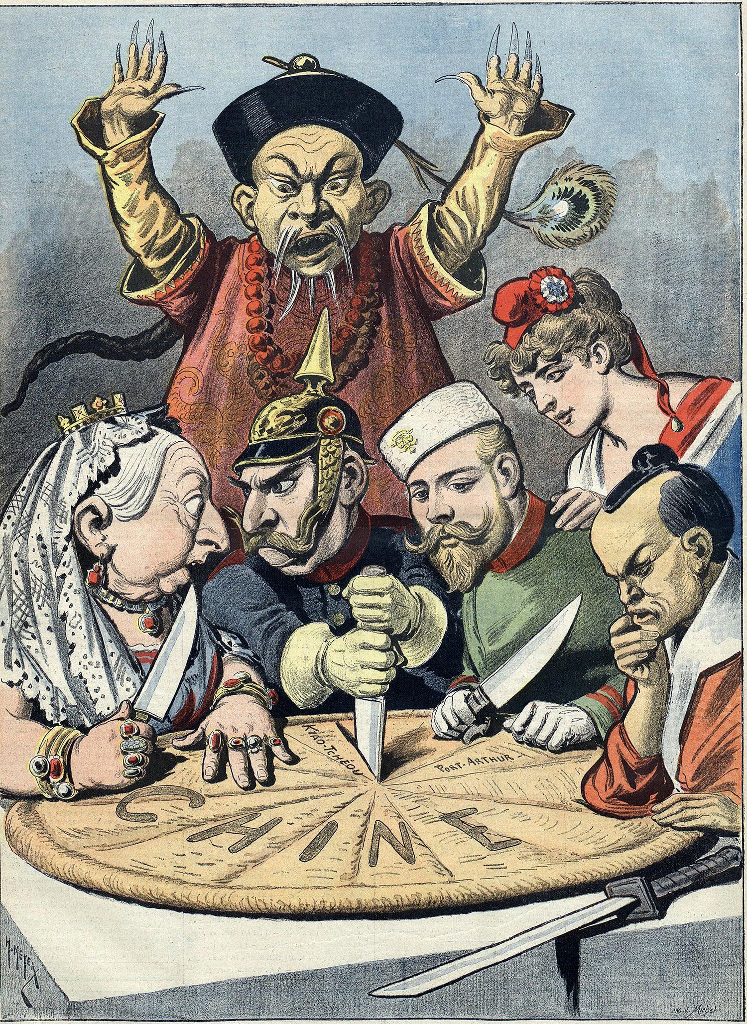 """""""En Chine. Le gateau des Rois et. . . des Empereurs"""""""