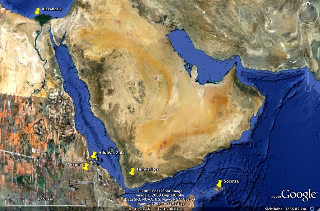 The World According to Cosmas Indicopleustes Concepts and – Arabian Peninsula World Map