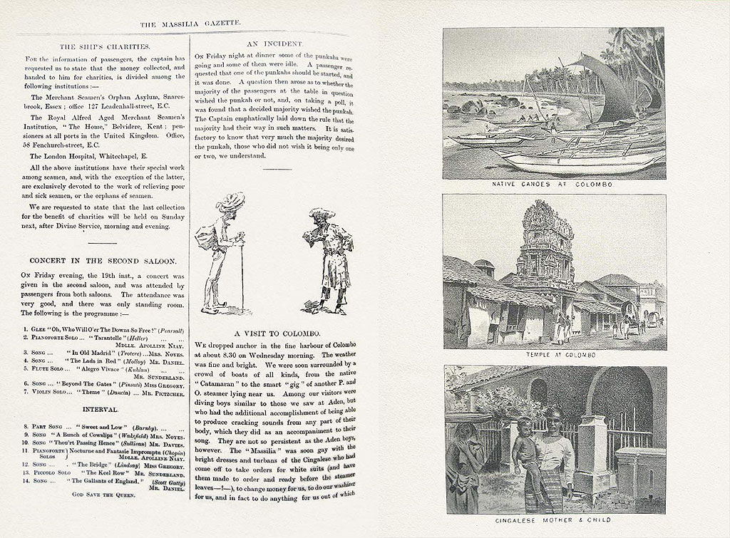 Pages from the Massilia