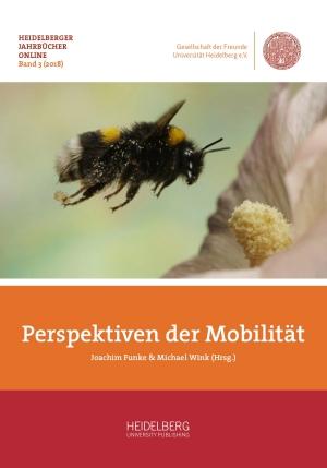 Titelblatt Perspektiven der Mobilität