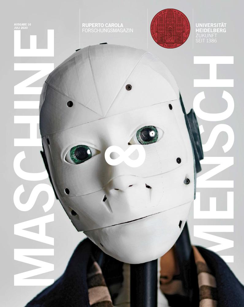 Cover RuCa 16 / Maschine & Mensch